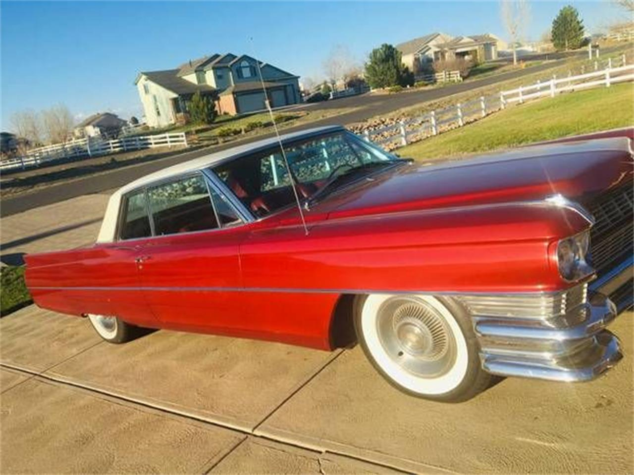 Large Picture of Classic 1964 Coupe located in Cadillac Michigan Offered by Classic Car Deals - QCAS