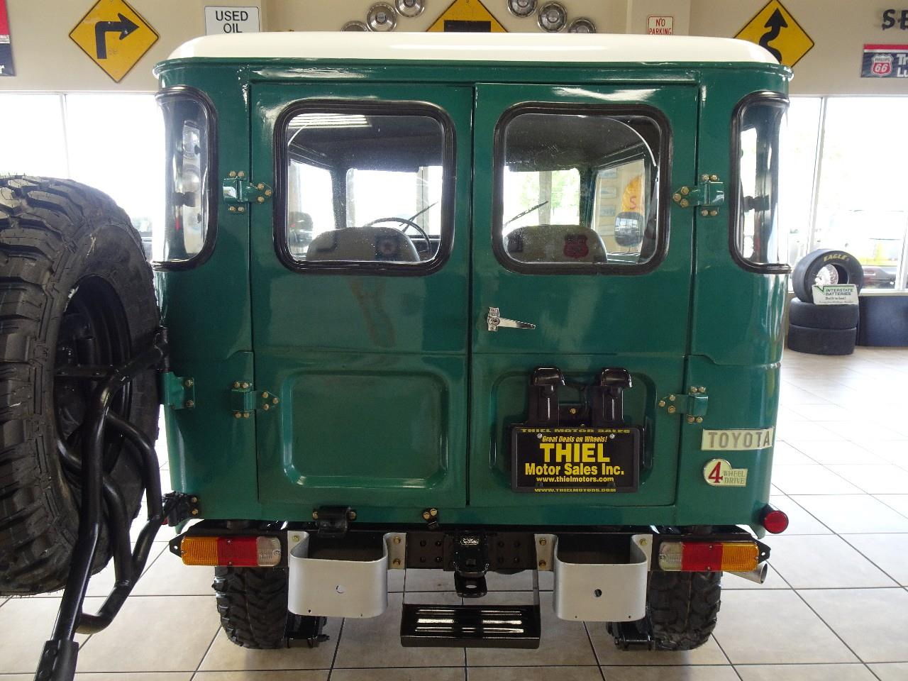 Large Picture of 1978 Land Cruiser FJ40 located in Iowa - $29,997.00 - QCAV