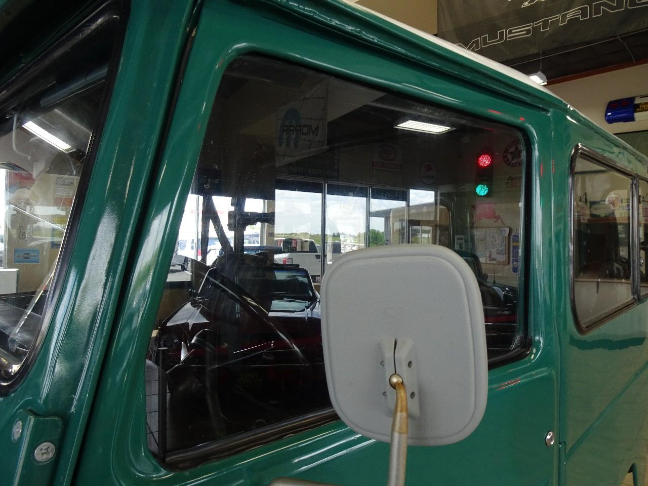 Large Picture of 1978 Land Cruiser FJ40 located in Iowa Offered by Thiel Motor Sales Inc. - QCAV