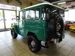 Picture of '78 Land Cruiser FJ40 Offered by Thiel Motor Sales Inc. - QCAV