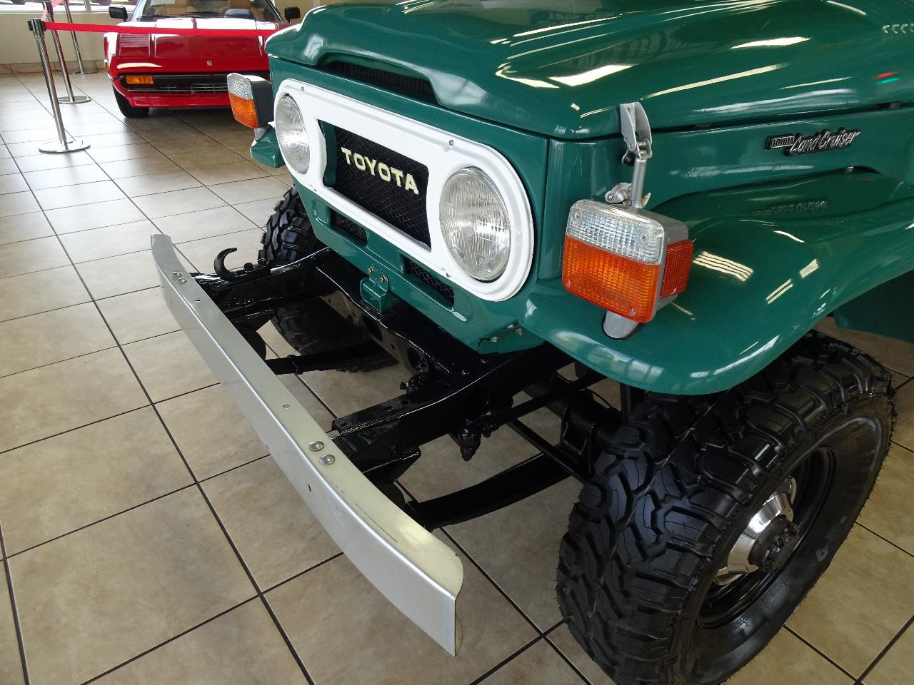 Large Picture of 1978 Toyota Land Cruiser FJ40 located in Iowa - $29,997.00 Offered by Thiel Motor Sales Inc. - QCAV