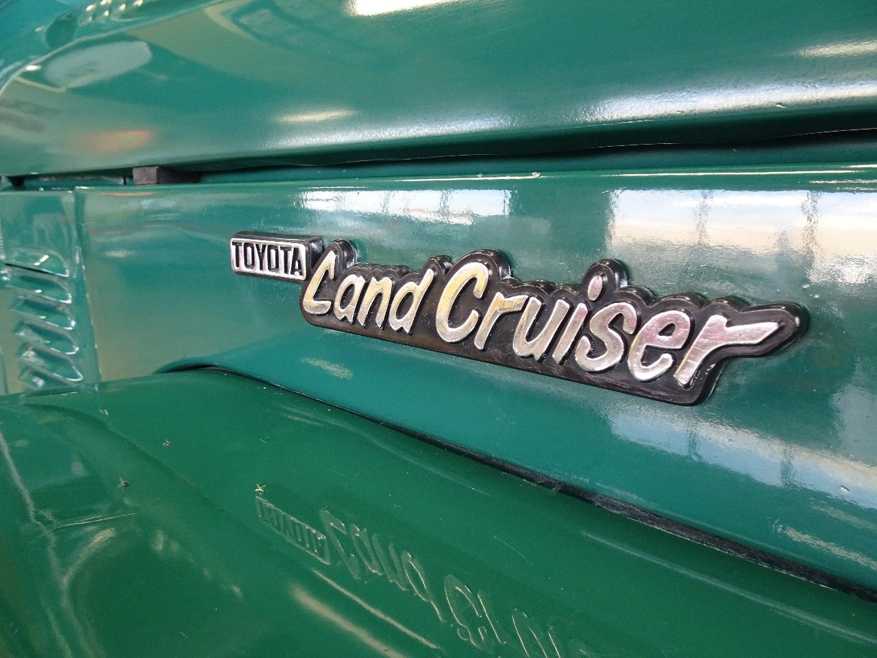 Large Picture of '78 Toyota Land Cruiser FJ40 - $29,997.00 Offered by Thiel Motor Sales Inc. - QCAV