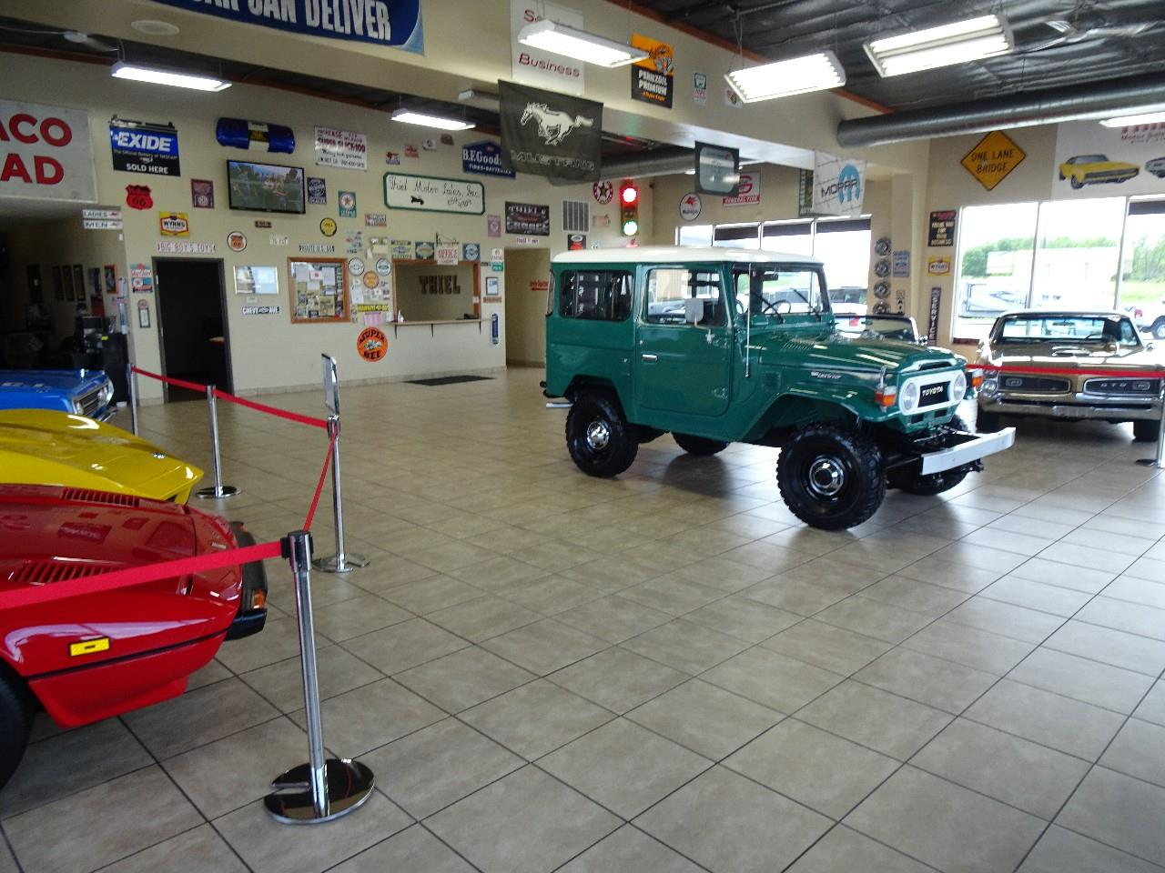 Large Picture of '78 Land Cruiser FJ40 Offered by Thiel Motor Sales Inc. - QCAV