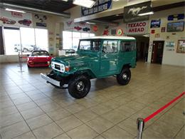 Picture of '78 Toyota Land Cruiser FJ40 located in Iowa Offered by Thiel Motor Sales Inc. - QCAV