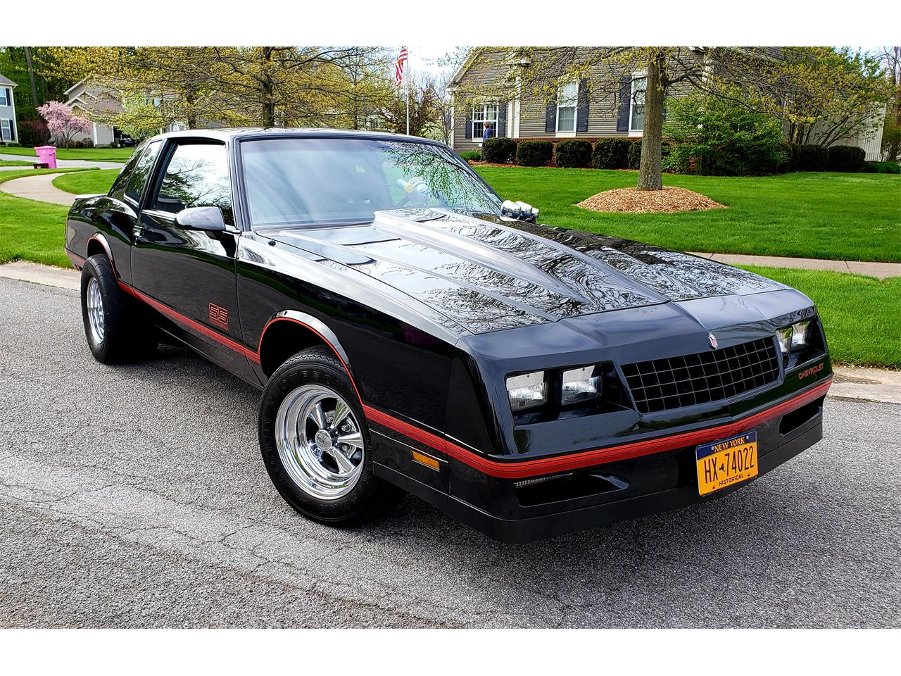Ss Monte Carlo >> For Sale 1987 Chevrolet Monte Carlo Ss In Rochester New York