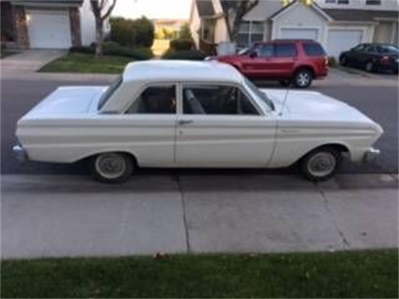 Large Picture of '64 Falcon - QCAW