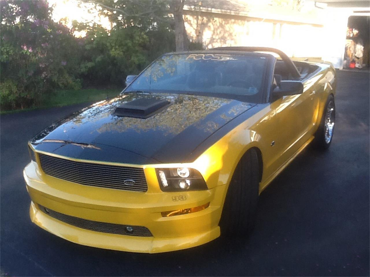 Large Picture of '07 Mustang GT located in Nova Scotia - $40,000.00 - QCB1
