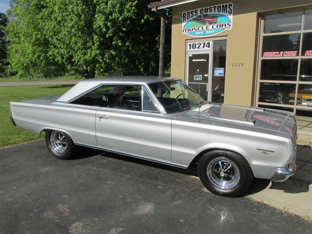 Large Picture of '67 GTX Offered by Ross Custom Muscle Cars LLC - QCBG