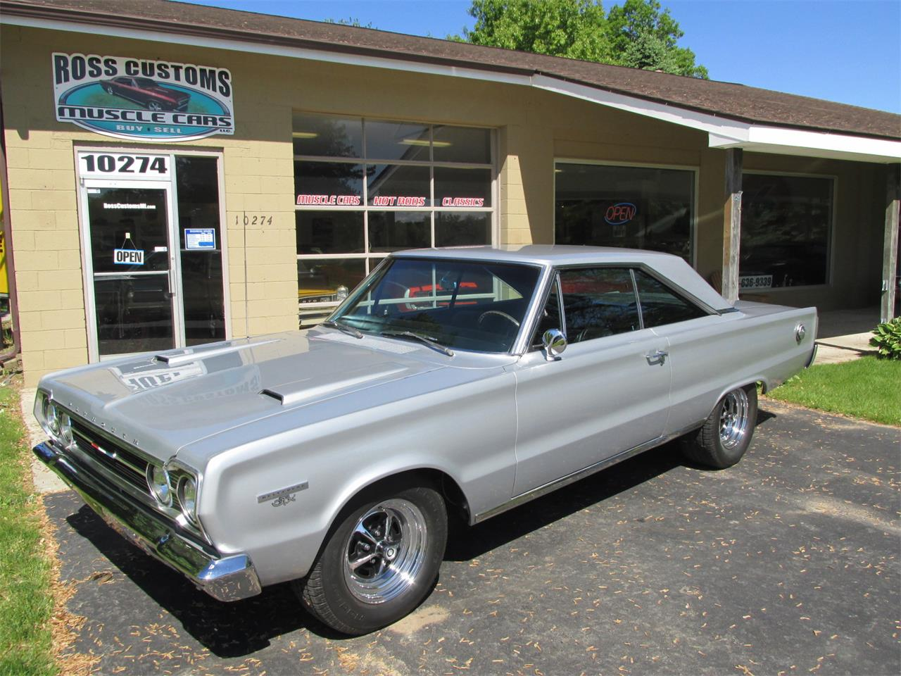 Large Picture of 1967 Plymouth GTX located in Michigan - $41,900.00 Offered by Ross Custom Muscle Cars LLC - QCBG