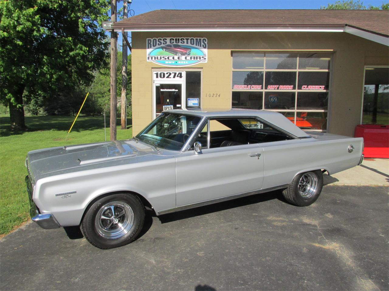 Large Picture of Classic 1967 Plymouth GTX located in Michigan Offered by Ross Custom Muscle Cars LLC - QCBG