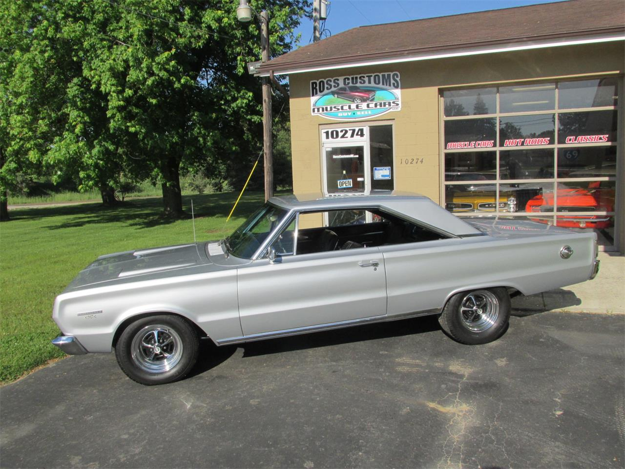 Large Picture of Classic 1967 Plymouth GTX located in Goodrich Michigan Offered by Ross Custom Muscle Cars LLC - QCBG
