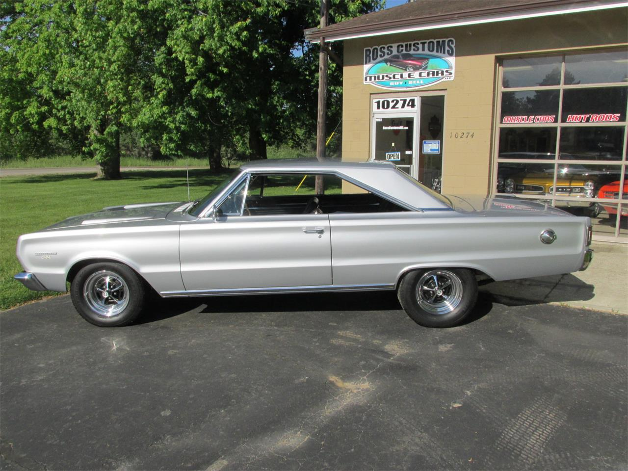 Large Picture of '67 Plymouth GTX Offered by Ross Custom Muscle Cars LLC - QCBG
