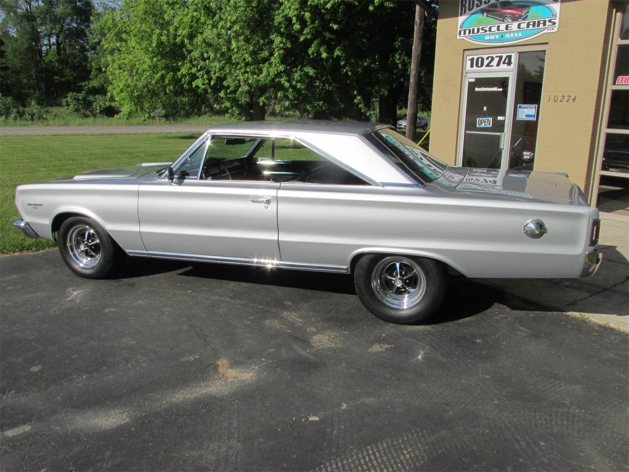 Large Picture of 1967 Plymouth GTX located in Michigan - QCBG