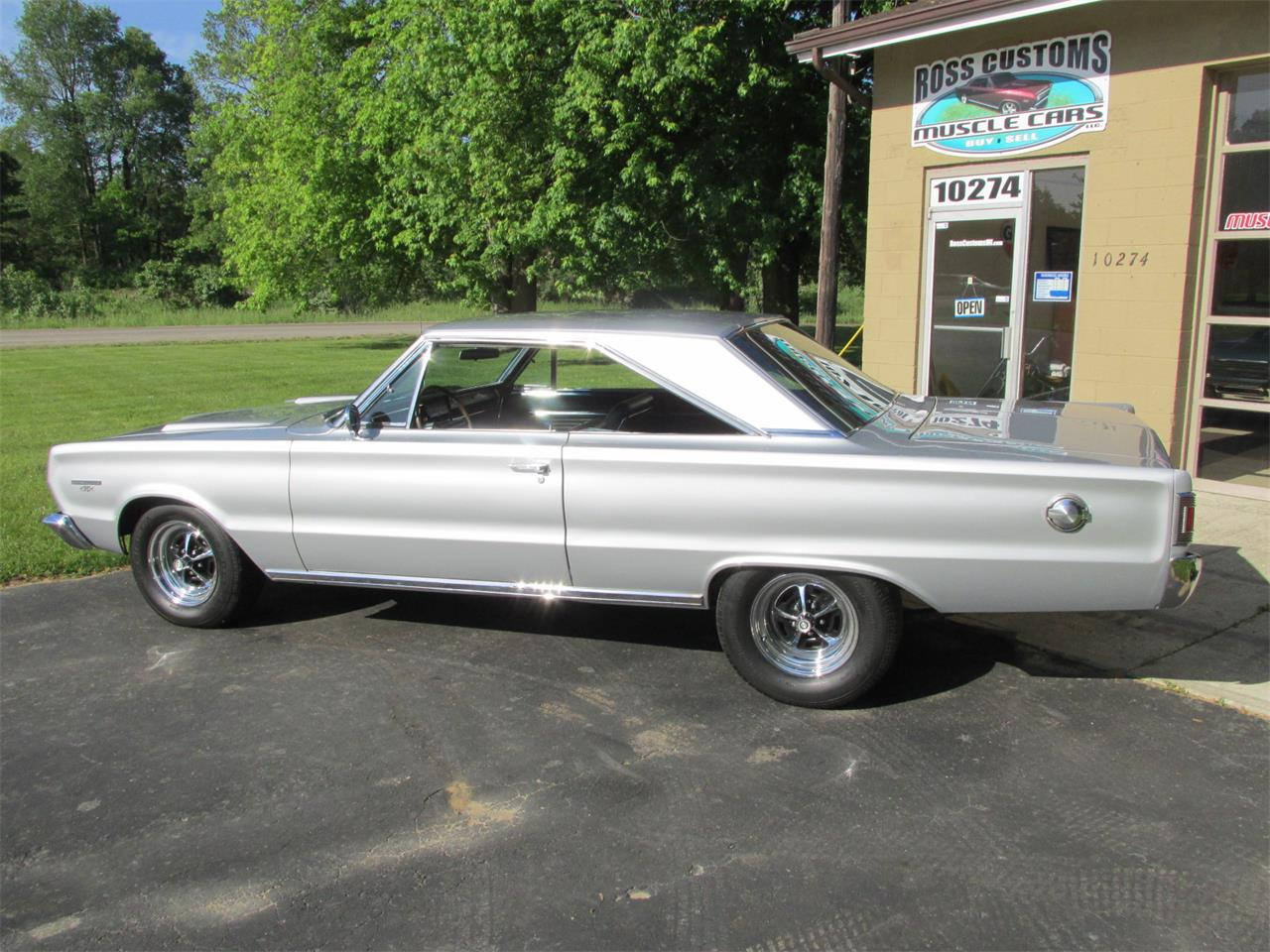 Large Picture of '67 Plymouth GTX - QCBG