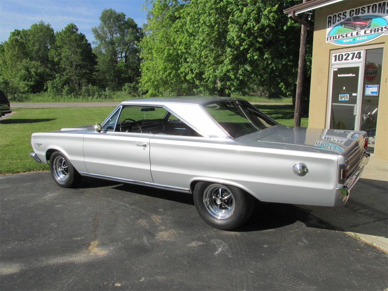 Large Picture of Classic 1967 Plymouth GTX Offered by Ross Custom Muscle Cars LLC - QCBG