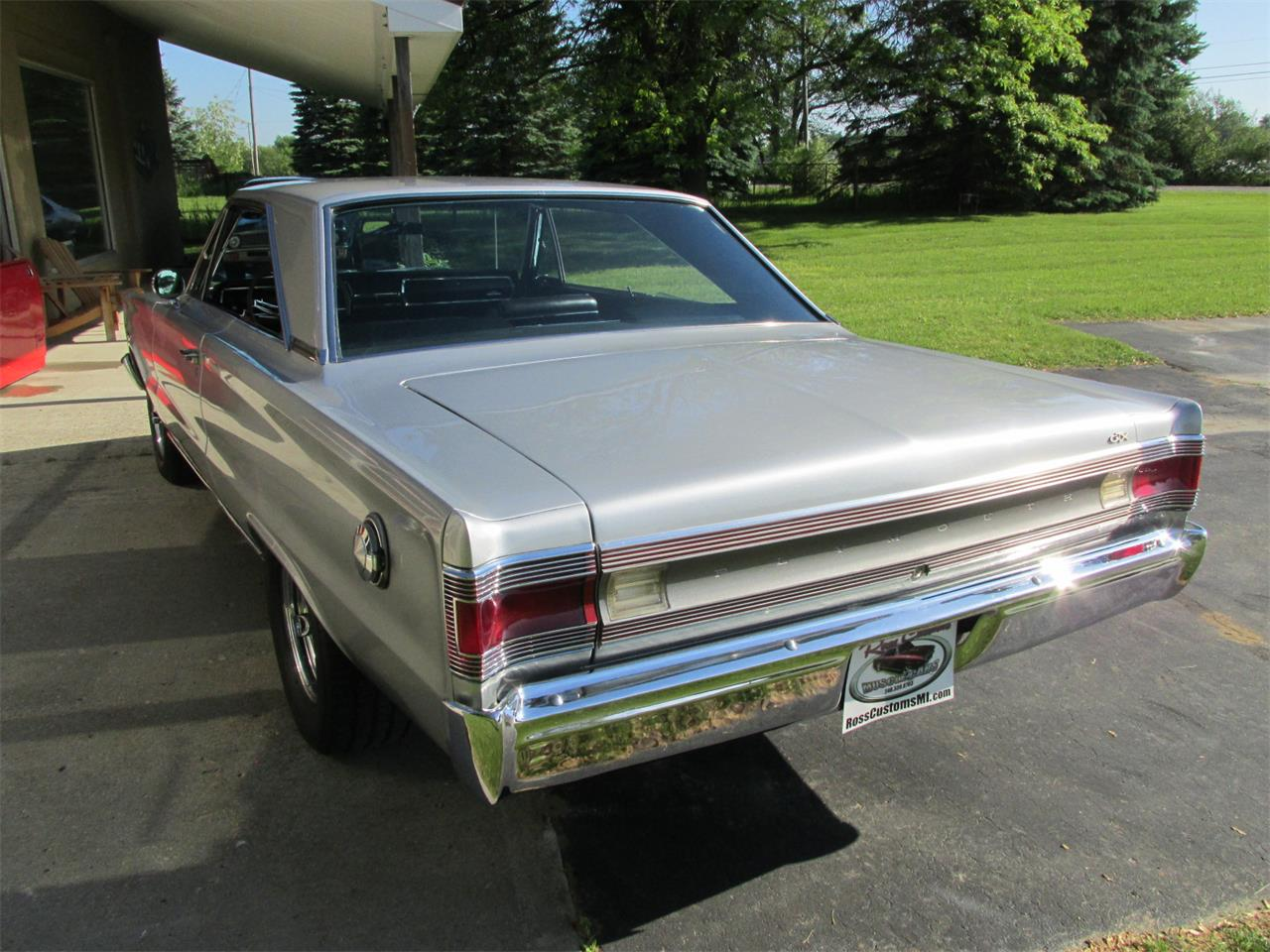 Large Picture of Classic '67 Plymouth GTX located in Michigan - QCBG