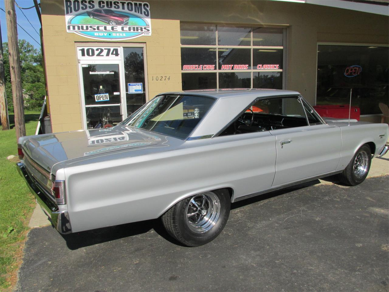Large Picture of '67 Plymouth GTX located in Michigan - $41,900.00 - QCBG
