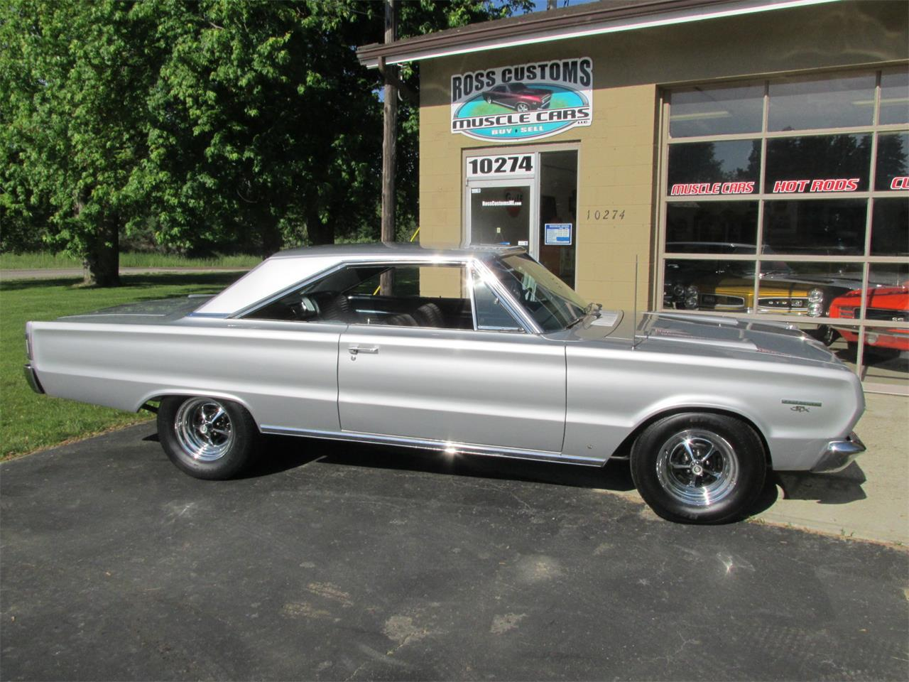 Large Picture of '67 Plymouth GTX - $41,900.00 Offered by Ross Custom Muscle Cars LLC - QCBG