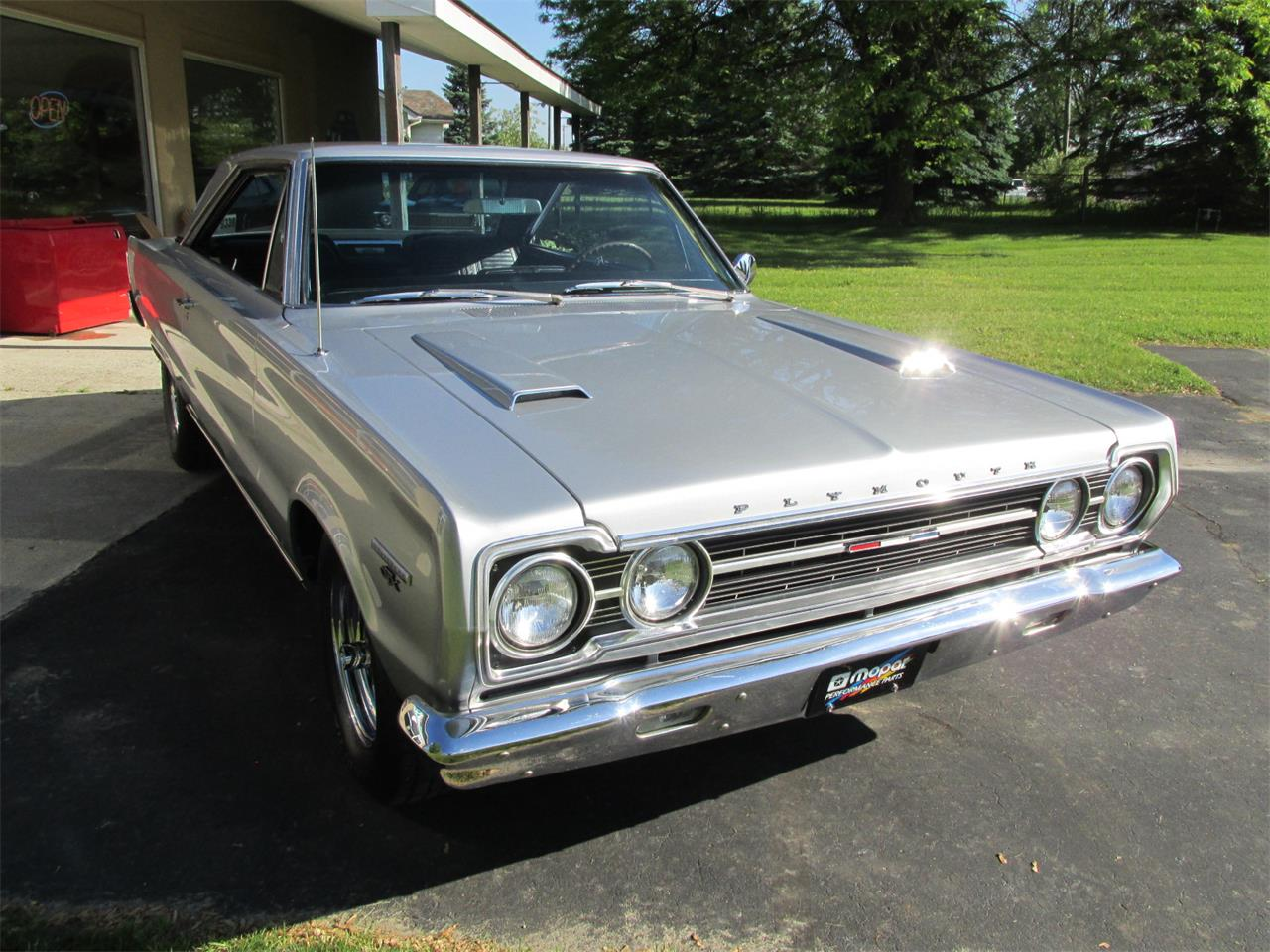 Large Picture of Classic 1967 Plymouth GTX - $41,900.00 - QCBG