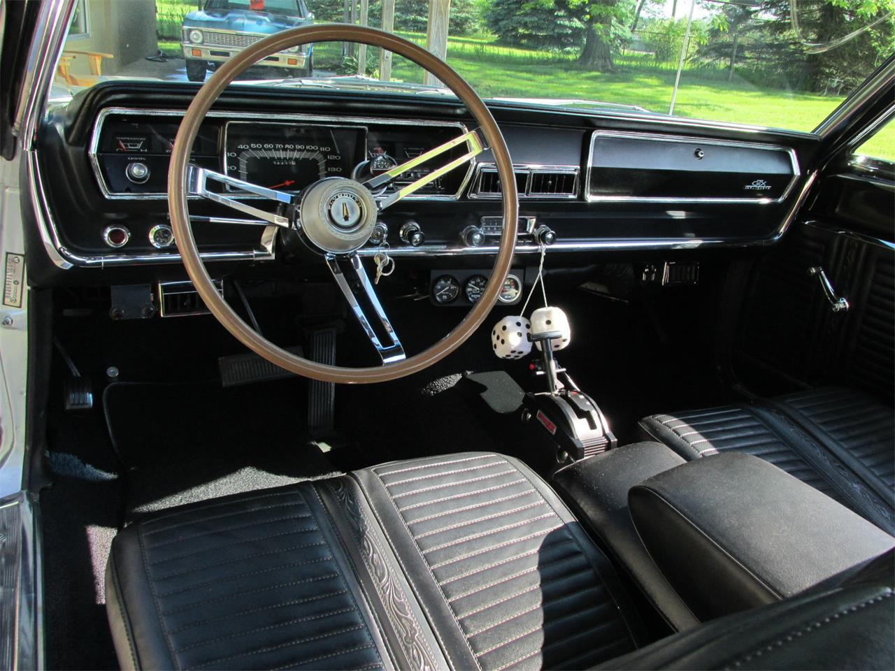 Large Picture of '67 Plymouth GTX located in Goodrich Michigan Offered by Ross Custom Muscle Cars LLC - QCBG