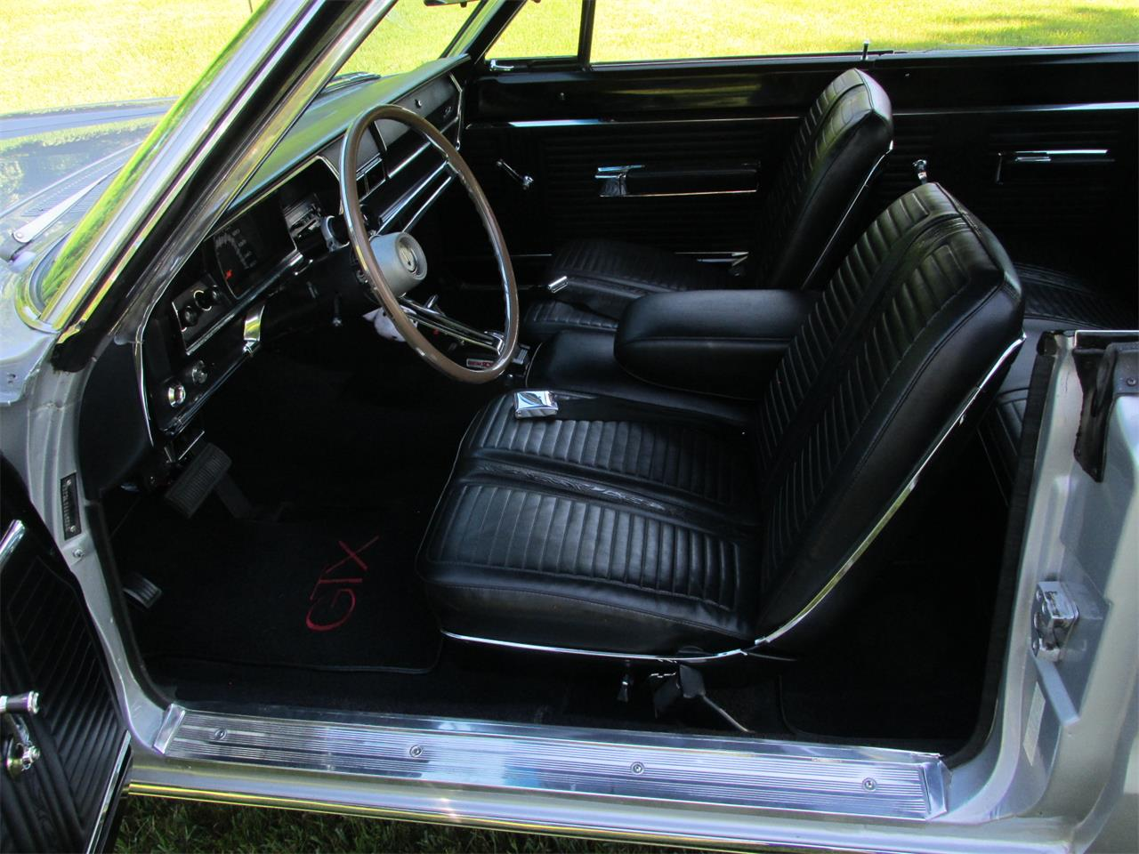 Large Picture of Classic '67 Plymouth GTX located in Michigan Offered by Ross Custom Muscle Cars LLC - QCBG