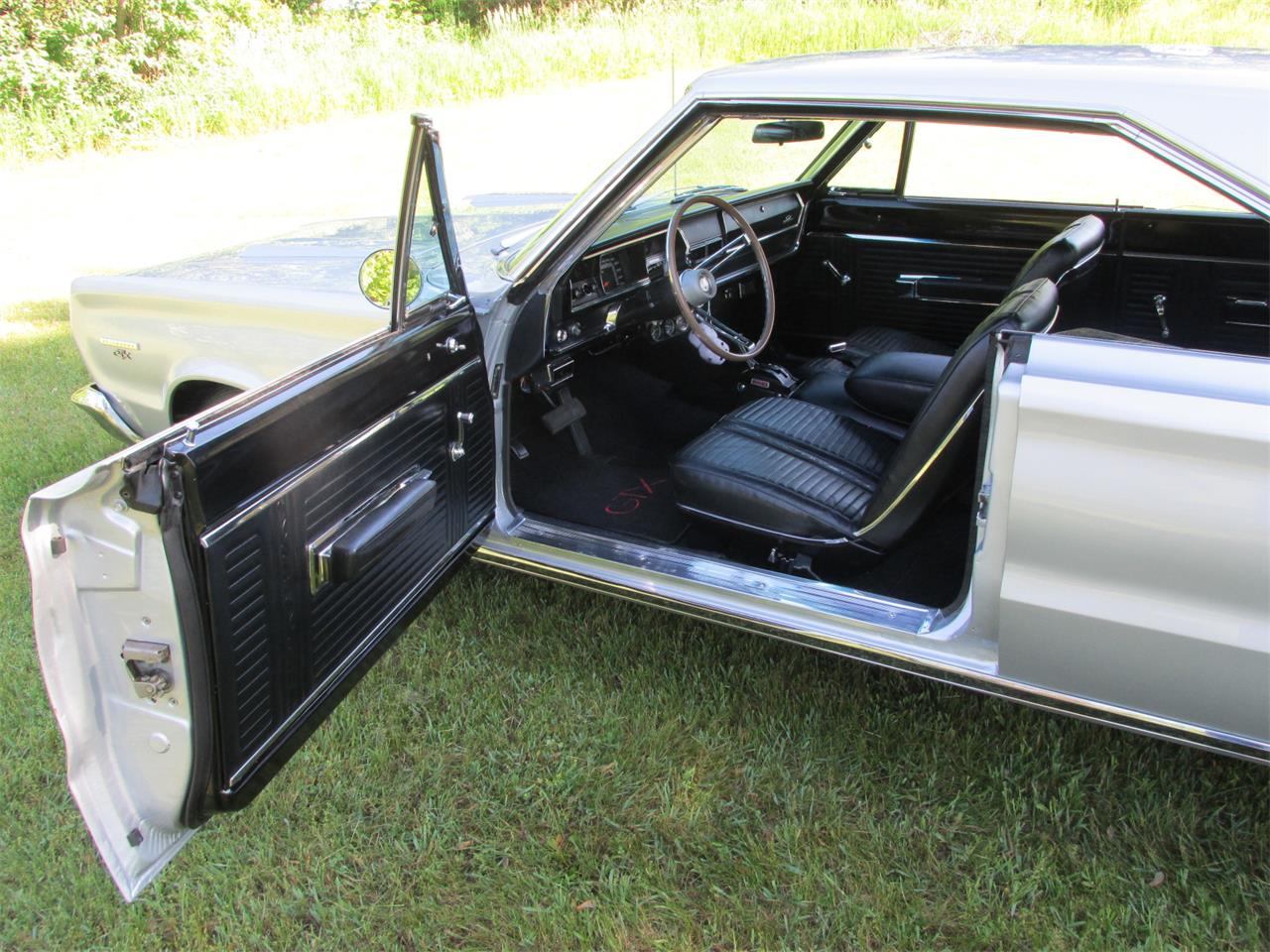 Large Picture of 1967 Plymouth GTX located in Goodrich Michigan Offered by Ross Custom Muscle Cars LLC - QCBG