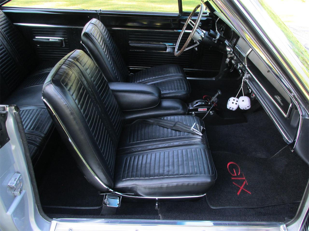 Large Picture of 1967 Plymouth GTX located in Goodrich Michigan - $41,900.00 Offered by Ross Custom Muscle Cars LLC - QCBG