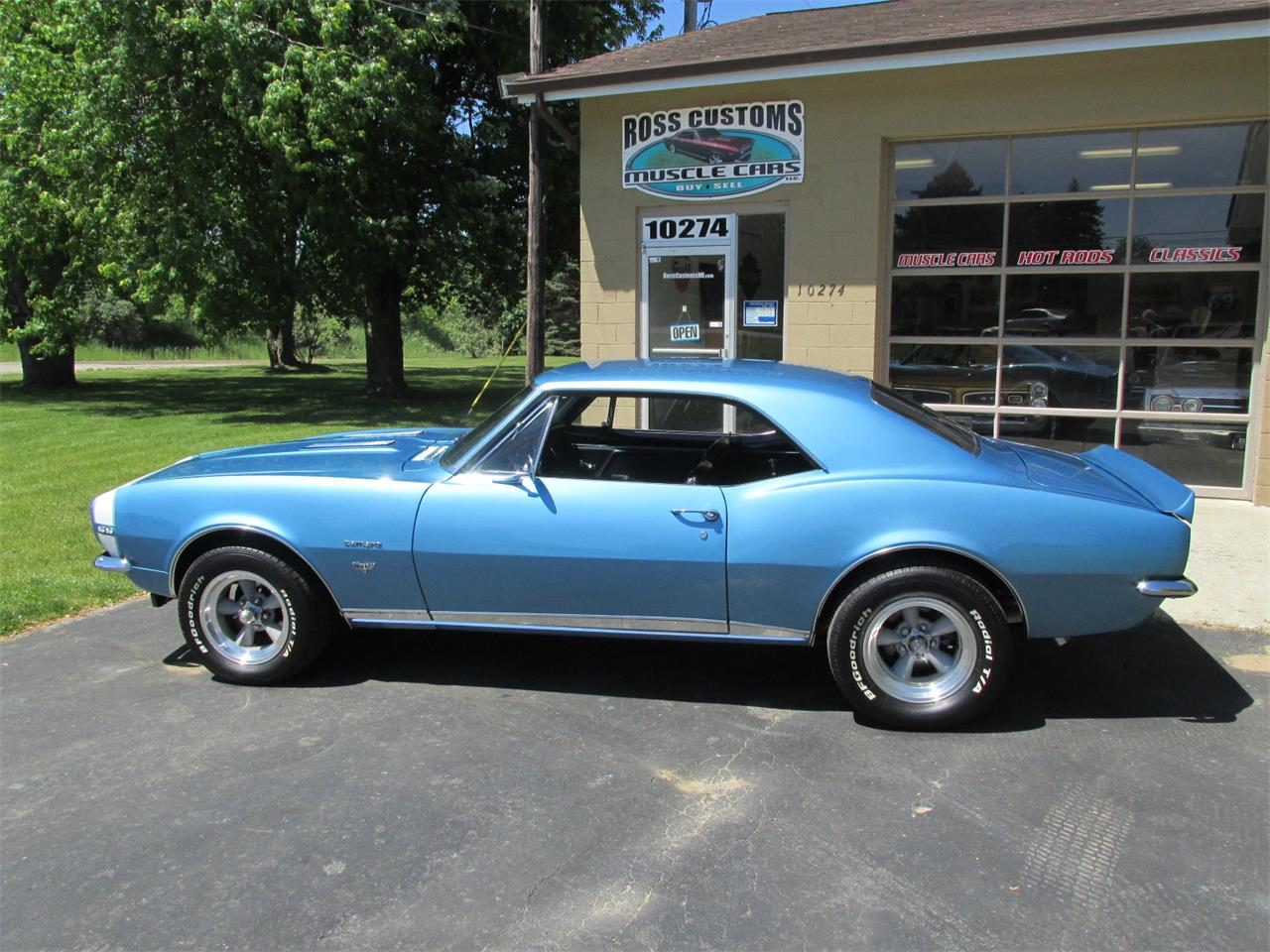 Large Picture of '67 Camaro RS/SS - QCBK