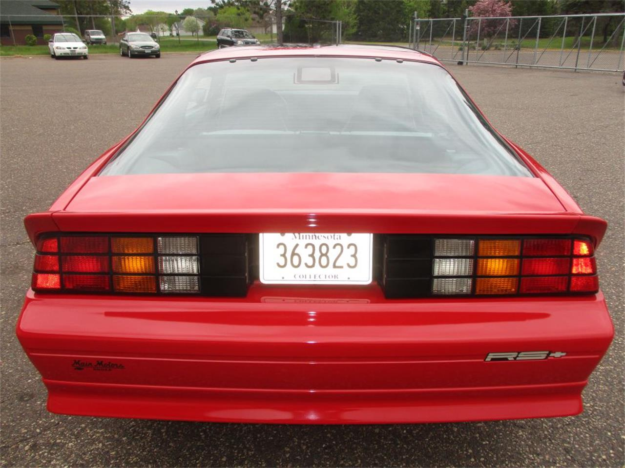 Large Picture of 1991 Chevrolet Camaro located in Ham Lake Minnesota - $15,900.00 - Q61Z