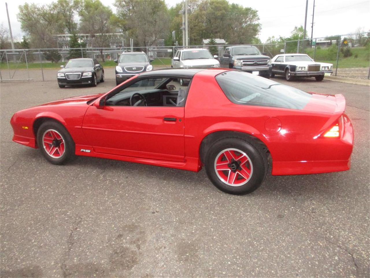 Large Picture of 1991 Camaro located in Ham Lake Minnesota - Q61Z