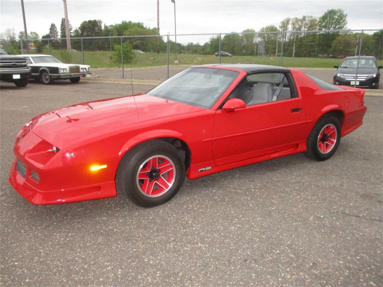 Large Picture of 1991 Camaro - Q61Z