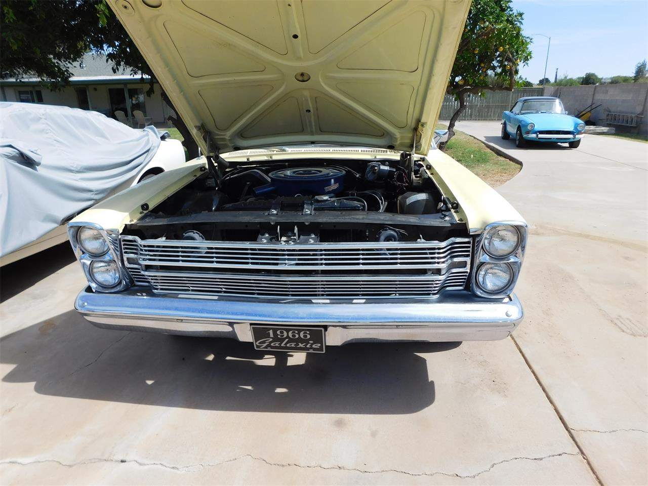 Large Picture of Classic 1966 Ford Galaxie 500 located in Arizona - $23,000.00 - QCC5