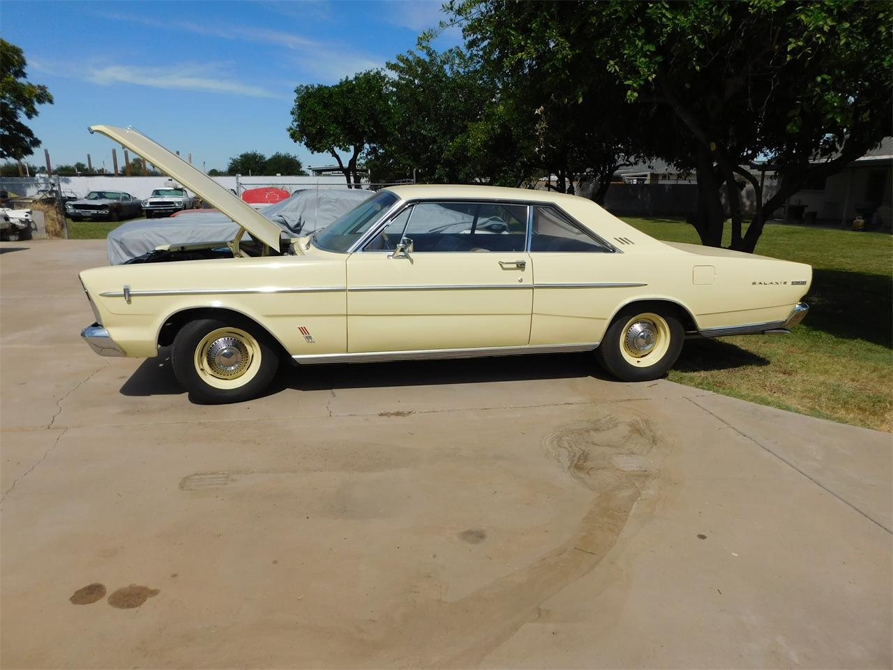 Large Picture of '66 Ford Galaxie 500 located in Arizona - QCC5