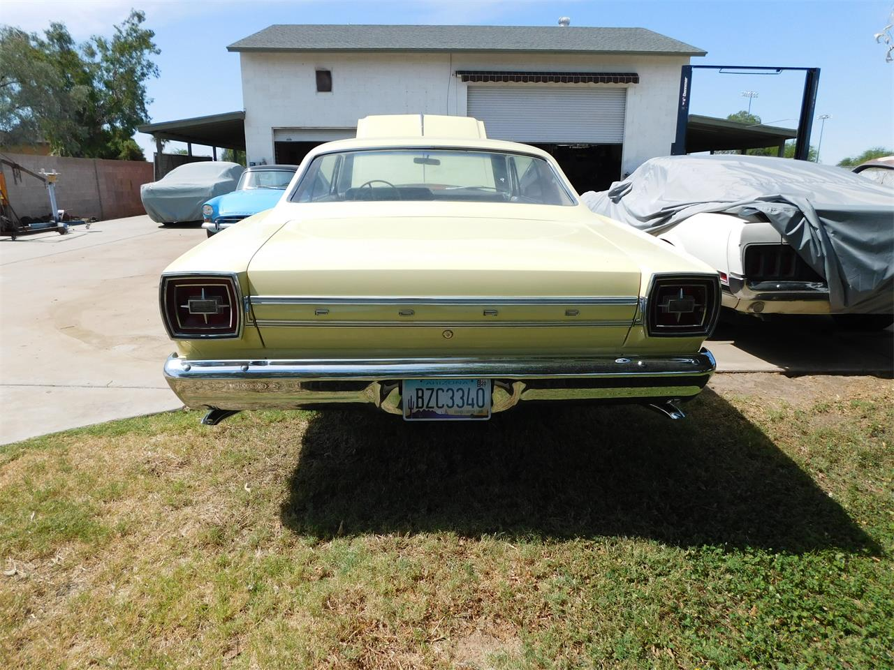 Large Picture of 1966 Galaxie 500 - $23,000.00 Offered by Classic Car Pal - QCC5