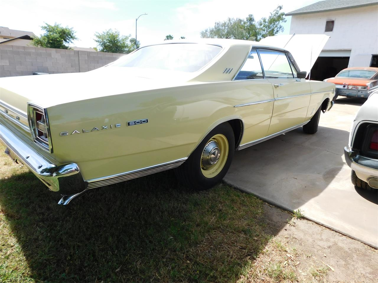 Large Picture of Classic 1966 Galaxie 500 located in Arizona - $23,000.00 - QCC5