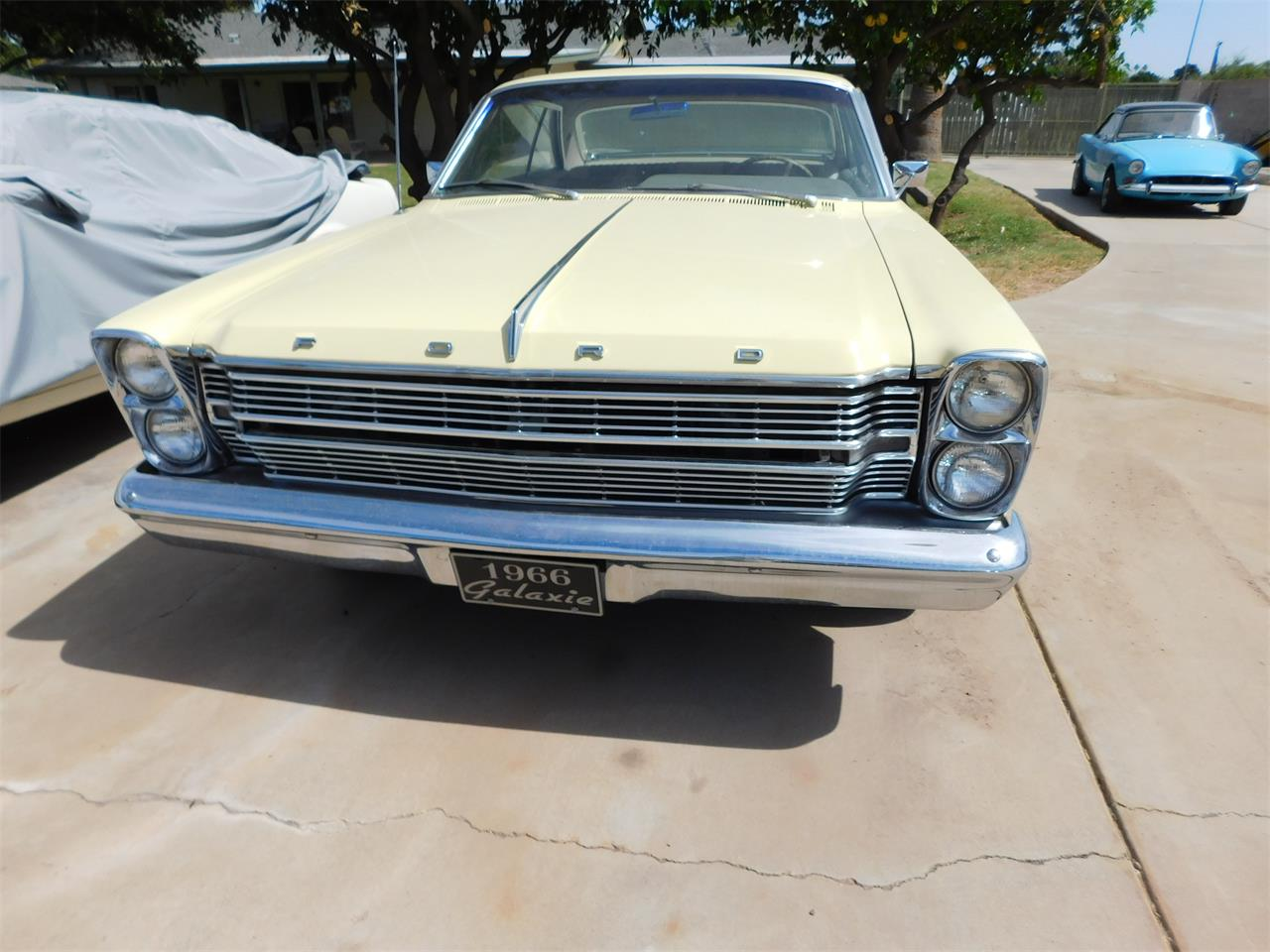 Large Picture of Classic 1966 Ford Galaxie 500 located in Arizona - $23,000.00 Offered by Classic Car Pal - QCC5