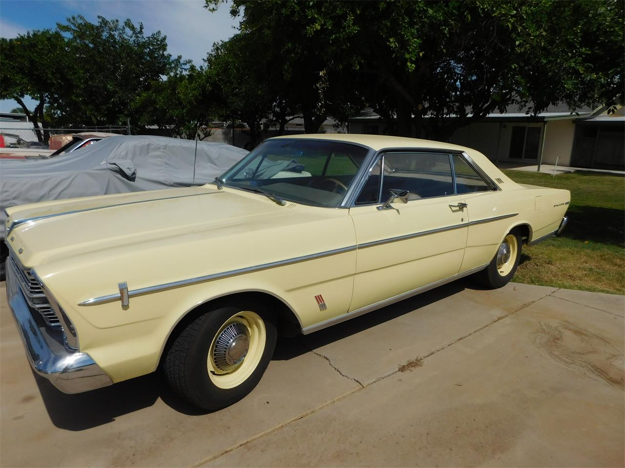 Large Picture of 1966 Ford Galaxie 500 located in Phoenix Arizona - QCC5