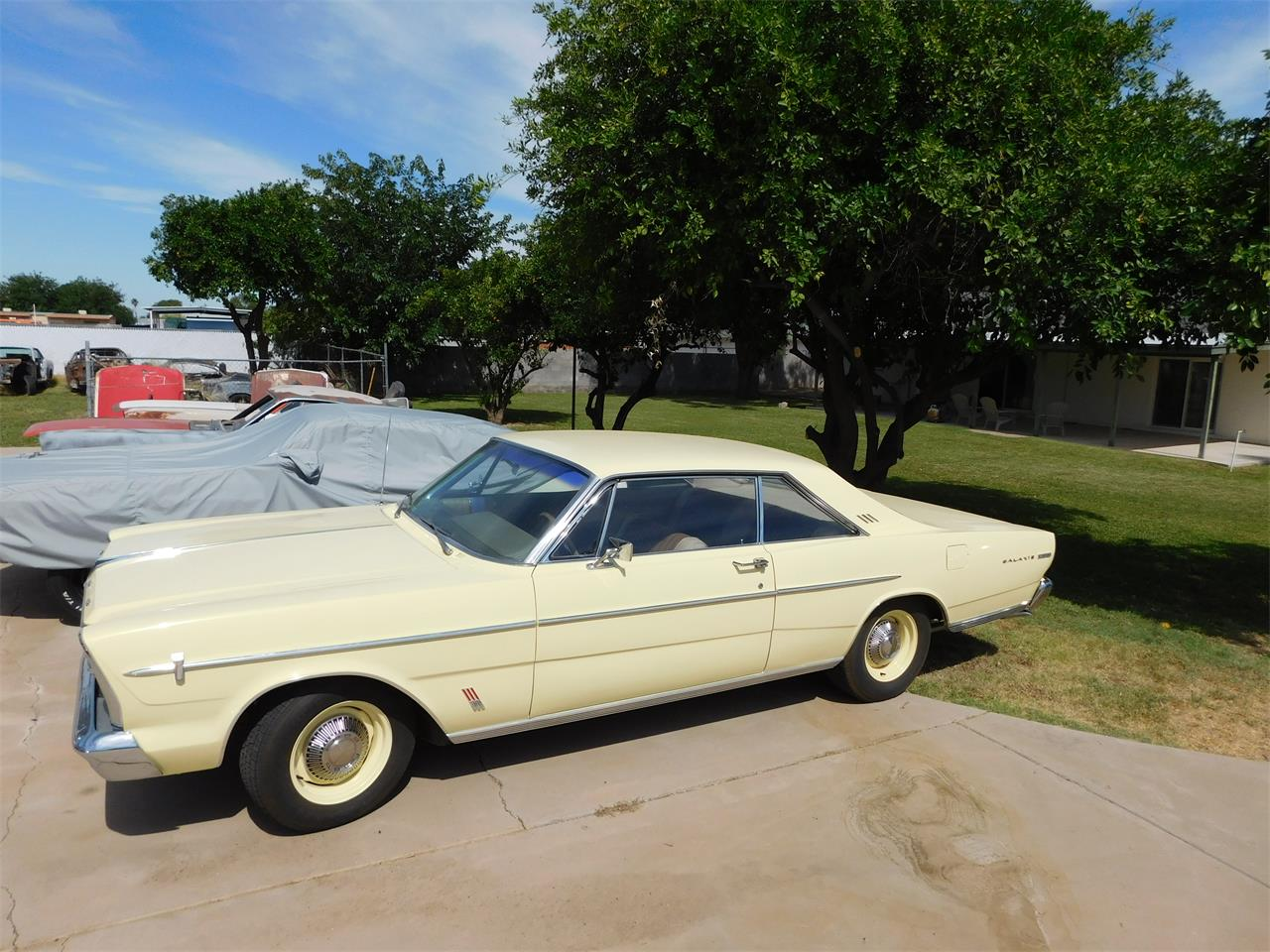 Large Picture of Classic '66 Ford Galaxie 500 - QCC5