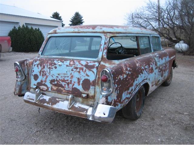 Picture of '56 Chevrolet Station Wagon located in Michigan - $7,995.00 Offered by  - Q621