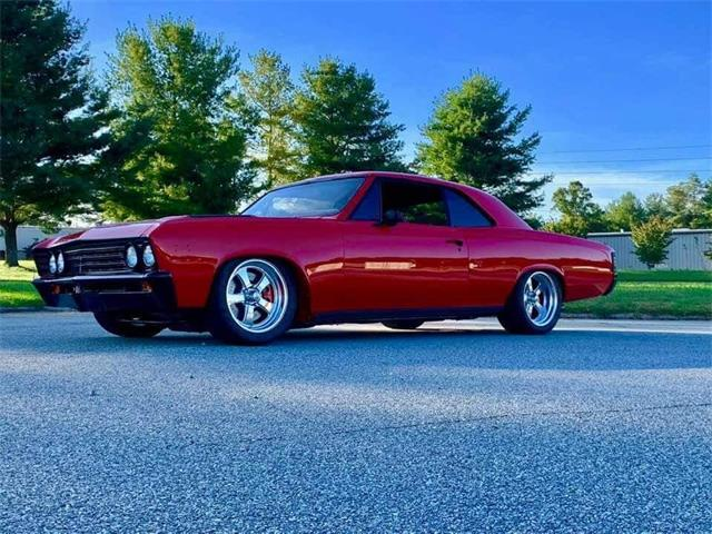 Picture of '67 Chevelle SS - QCCI