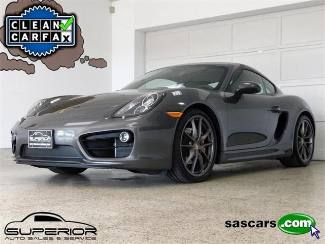 Picture of '14 Cayman - $50,913.00 - QCCP
