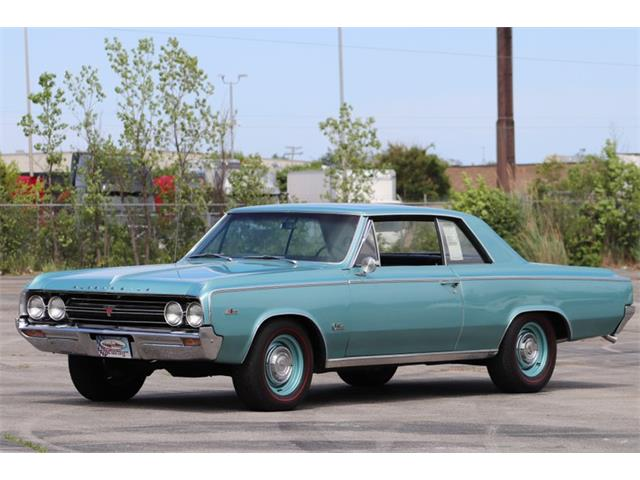 Picture of '64 Cutlass - QCCR