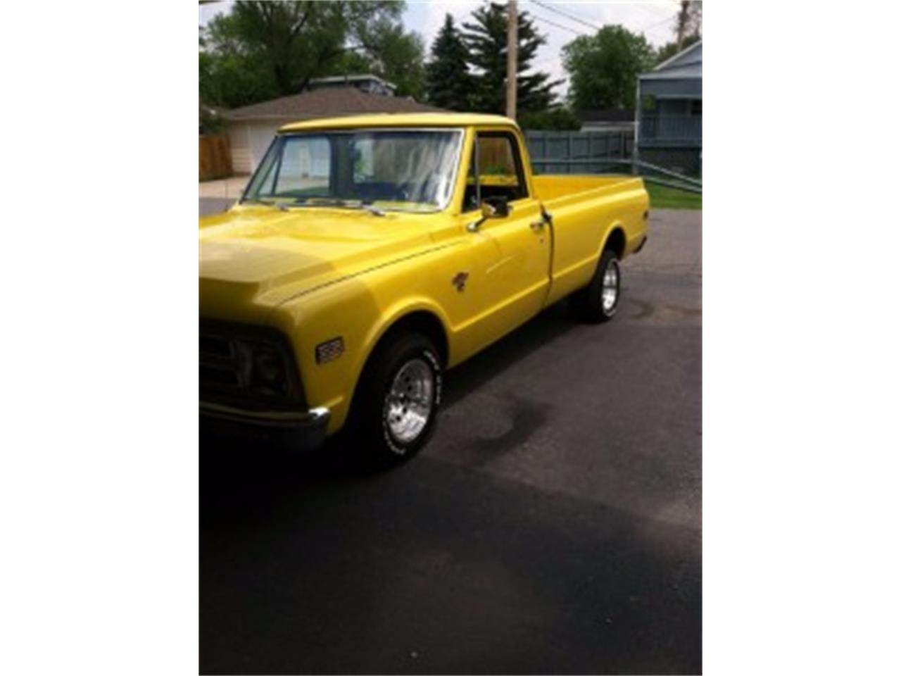 Large Picture of '68 C10 - QCCT