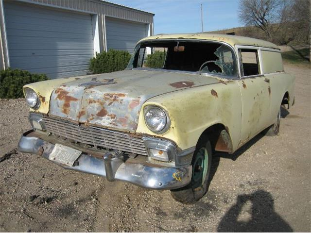 Picture of Classic '56 Chevrolet Sedan Delivery Offered by  - Q623