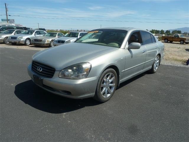 Picture of 2002 Q45 located in Pahrump Nevada - $5,999.00 - QCCU