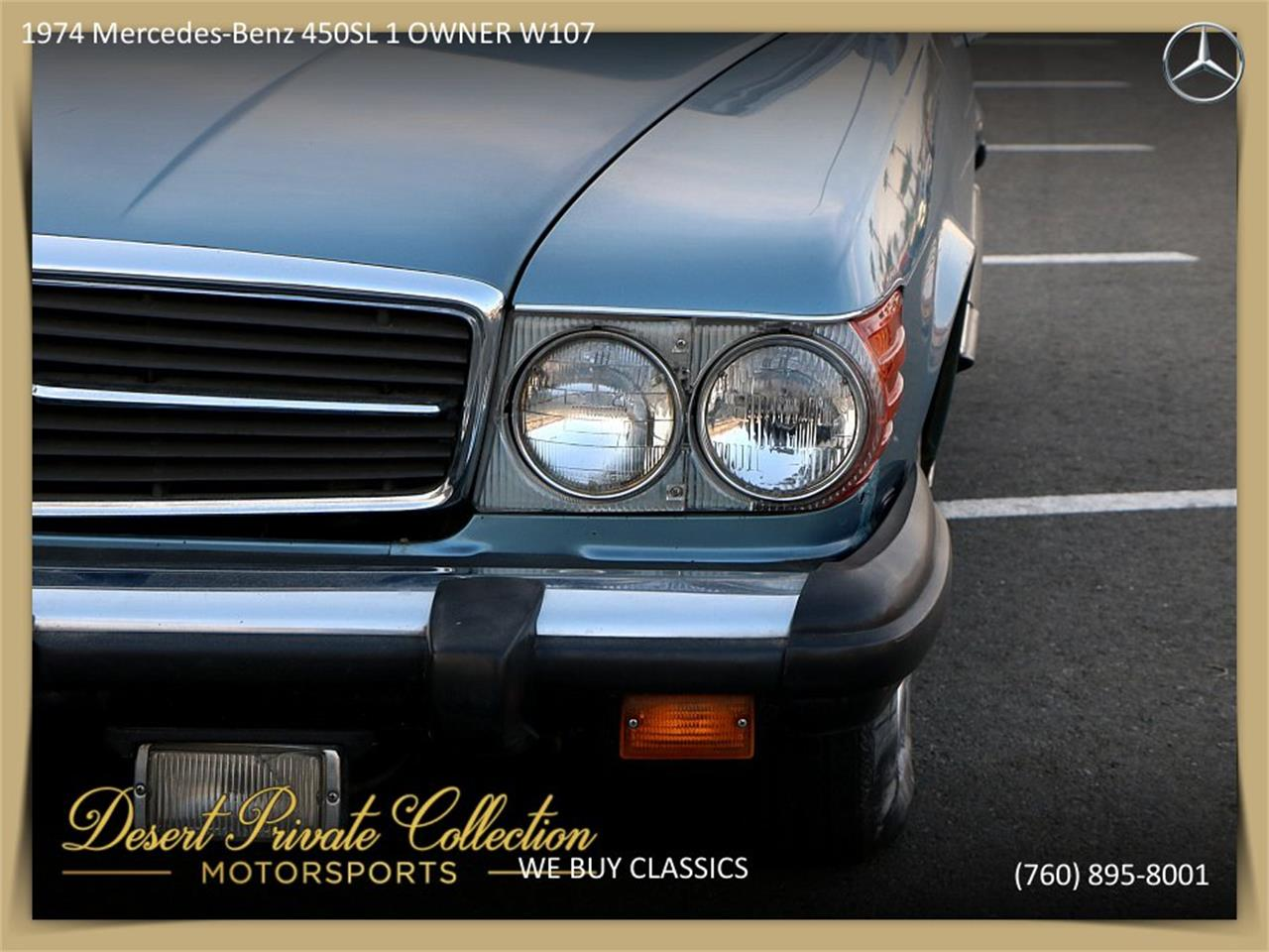 Large Picture of '74 450SL - QCCX