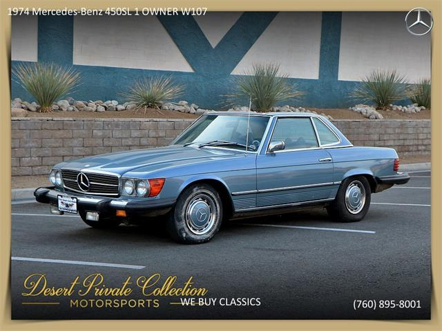 Picture of '74 450SL - QCCX