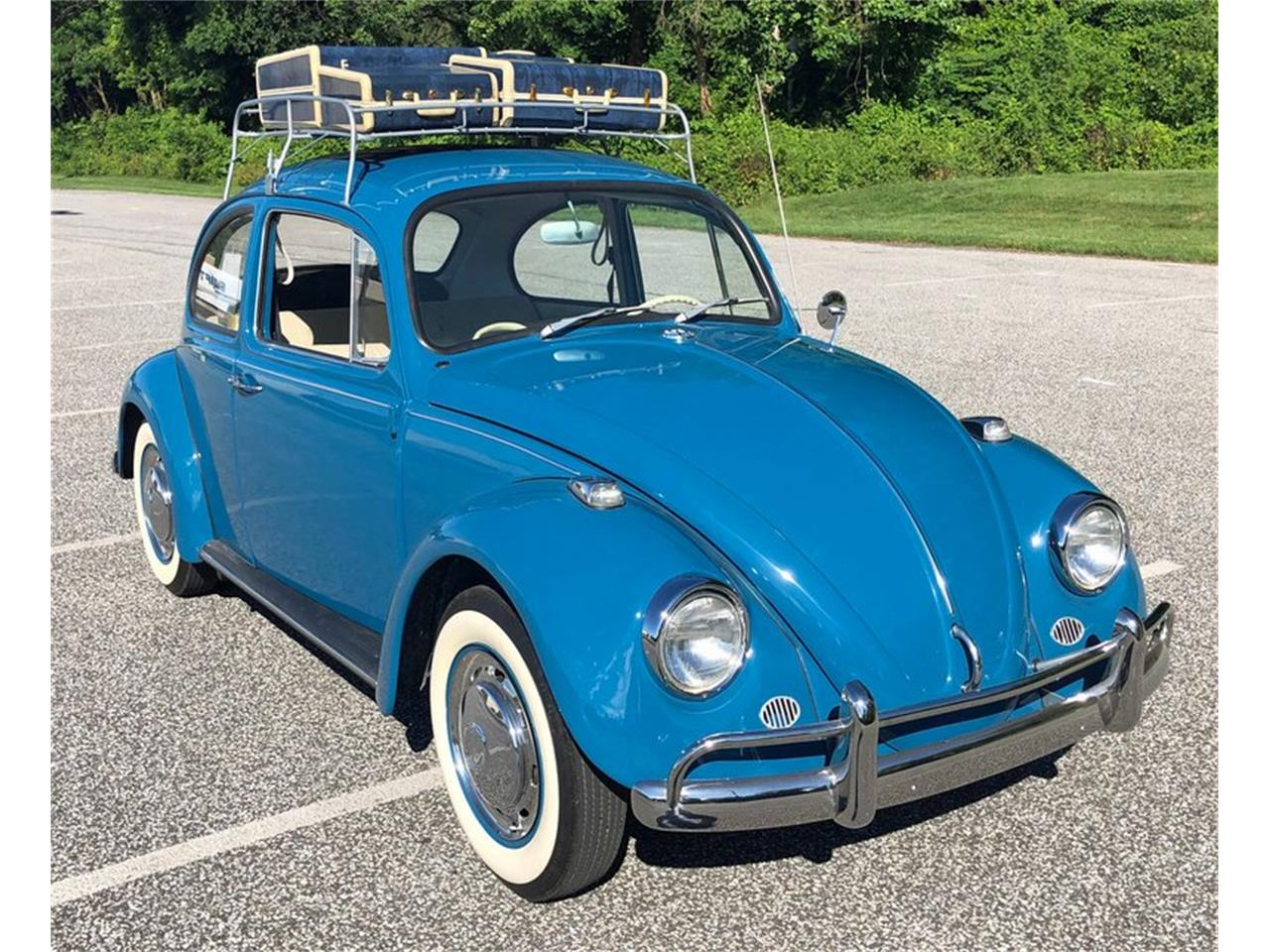 Large Picture of '67 Beetle - QCD1