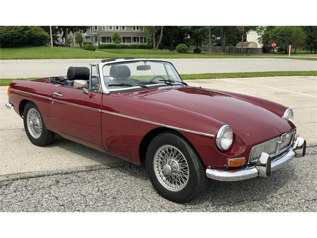 Picture of '73 MGB - QCD3