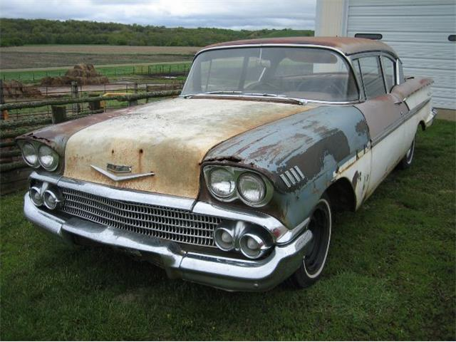 Picture of '58 Bel Air - Q624